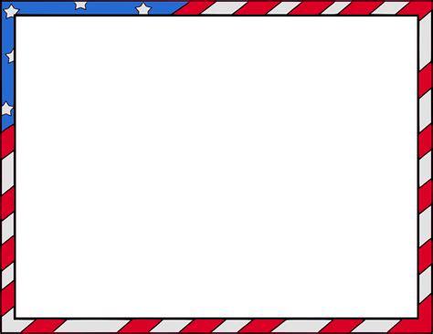 border images patriotic border clipart clipart suggest