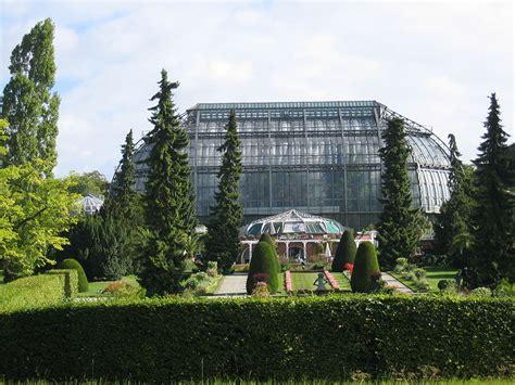giardino botanico berlino il giardino botanico di berlino 232 il pi 249 grande d europa e