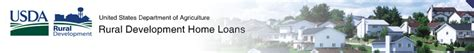 rural housing development loan rd home loans