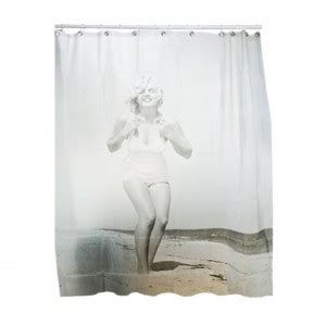 marilyn monroe shower curtains marilyn monroe shower curtain cool stuff to buy and collect