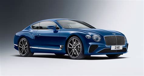 bentley price 2019 bentley continental gt revealed ahead of its