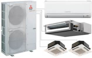 Vrf Mitsubishi Air Conditioning Click To Enlarge
