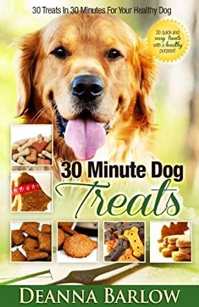 your cockapoo a thirty minute guide books 30 minute treats 2 bonus recipes 30 treats in
