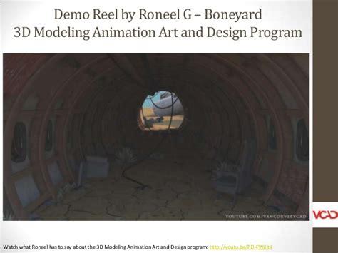 layout artist demo reel vcad 3d modeling animation art and design program demo