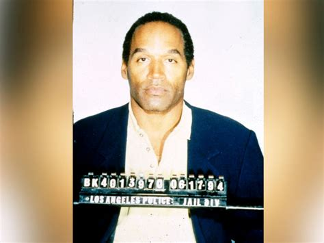Oj Criminal Record Oj Smiling In Newly Released Mug Abc News