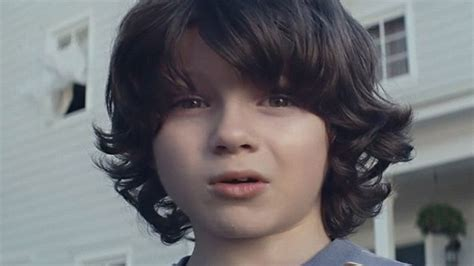 dark haired woman in cadilac commercial boy dies during nationwide super bowl commercial 2015