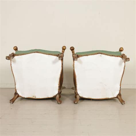 poltrone stile coppia di poltrone in stile mobili in stile bottega