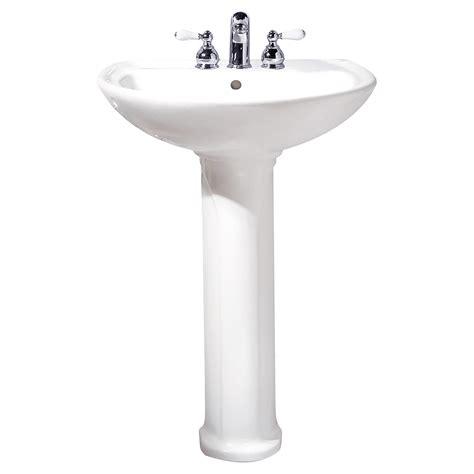 Pedestal For Sink by Cadet 24 Inch Pedestal Sink American Standard