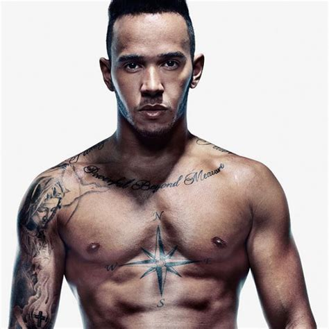 lewis hamilton explains meaningful tattoos in revealing