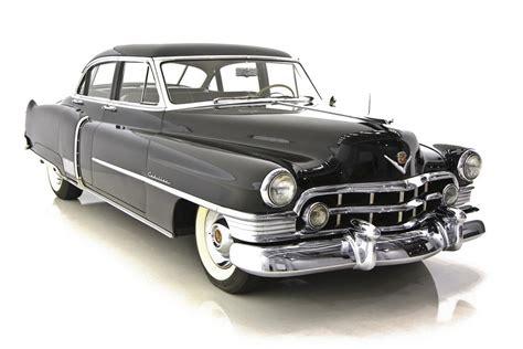Eldorado Upholstery 1950 Cadillac Fleetwood 4 Door Sedan 97511