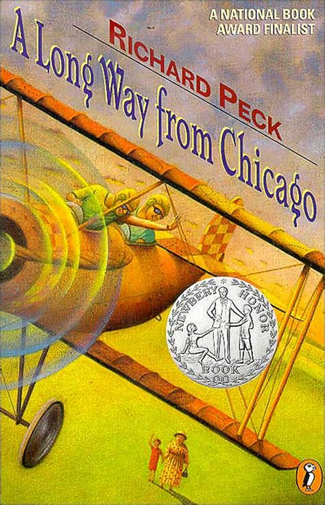 a way from chicago book report a way from chicago by richard peck bookdragon