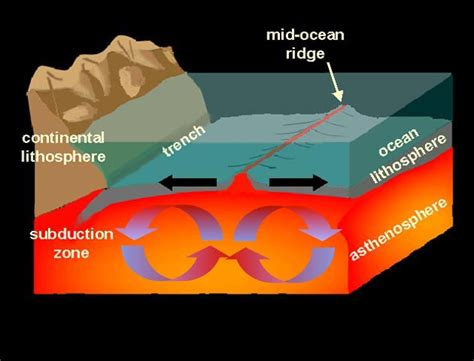 What Does Sea Floor Spreading by Seafloor Spreading Or Why I M Mormon Times Seasons