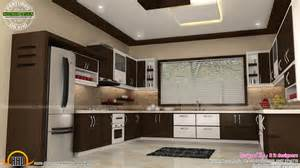 Kerala Home Interior Design Gallery kerala home design and floor plans interiors of bedrooms and kitchen