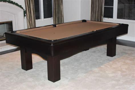 slate top pool table best 25 slate pool table ideas on used pool