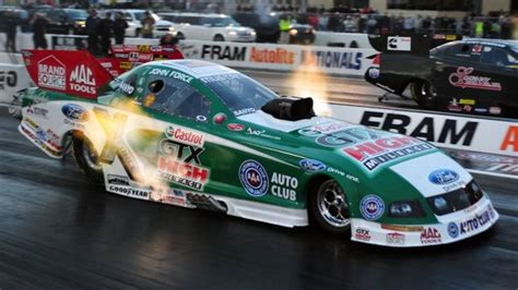 Nhra Funny Car King John Force Facing Uncertain 2015 | nhra funny car king john force facing uncertain 2015