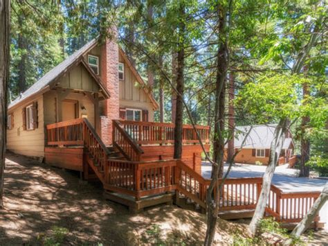 Knotty Pine Cabins Shaver Lake by Knotty Pines Cabins Deals Reviews Shaver Lake Usa Wotif