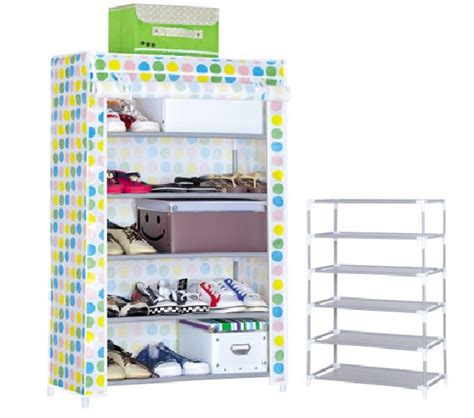 wholesale multifunction shoe storage collapsible shoe