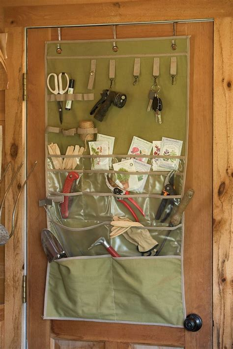 Garage Storage Ideas Garden Tools 25 Best Ideas About Garden Tool Organization On