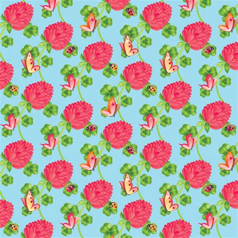 pattern flowers illustrator quick tip how to create a floral repeating pattern