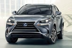 Does Toyota Own Lexus 2015 Lexus Nx 200t