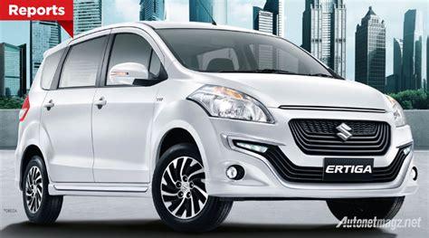 Mobil Suzuki Ertiga Dreza suzuki ertiga dreza dirilis di thailand harga 267 jutaan