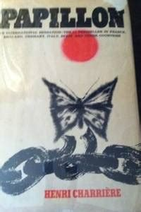 papillon edition books papillon by henri charriere hardcover book club