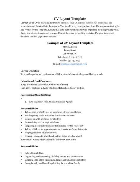 Resume Builder My Future Resume Sle Haadyaooverbayresort