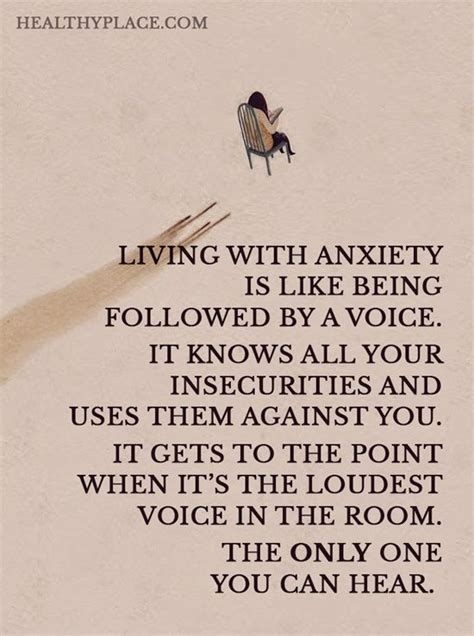 A Place What Is Them 25 Best Anxiety Quotes On Overcoming Anxiety Quotes Beautiful Quotes On And I
