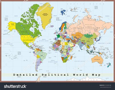 world political map rivers detailed political world map with capitals and rivers