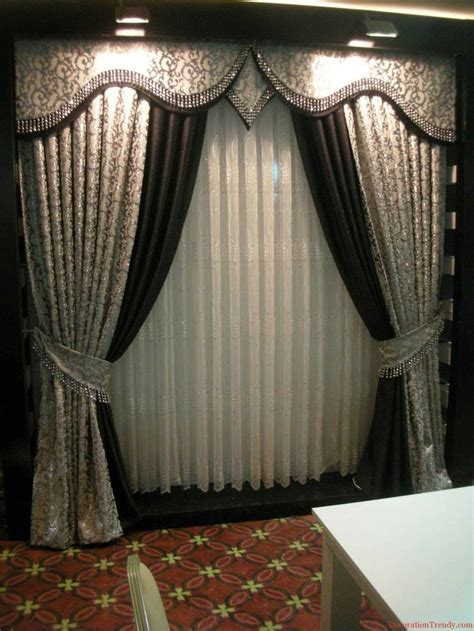 elegant curtain design 1000 images about curtain models on pinterest modern