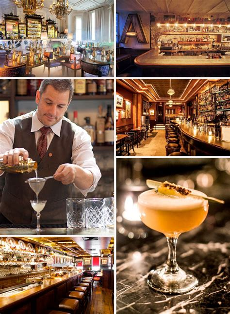 world s top 50 bars new york and london have the best bars in the world