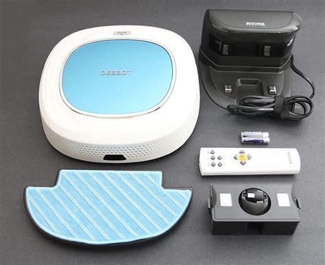 Kitchen Floor Robot Ecovacs Deebot D45 Bare Floor Cleaning Robot Review The
