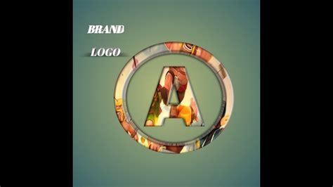 tutorial typography dengan picsart make brend logo design picsart logo design tutorial