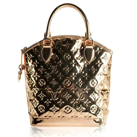 Louis Vuitton And Bff With Louis Vuitton Miroir Voyager Almas by Louis Vuitton Limited Edition Monogram Miroir Lockit Handbag