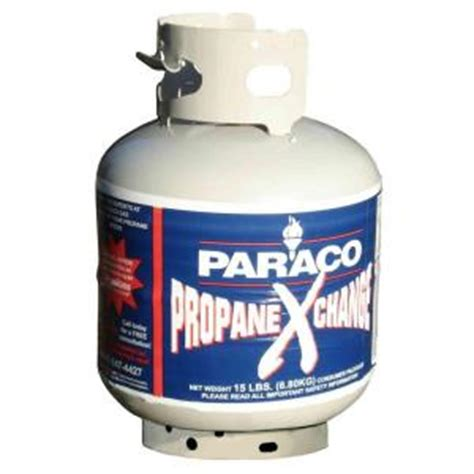 paraco propane tank purchase no exchange fuel tank
