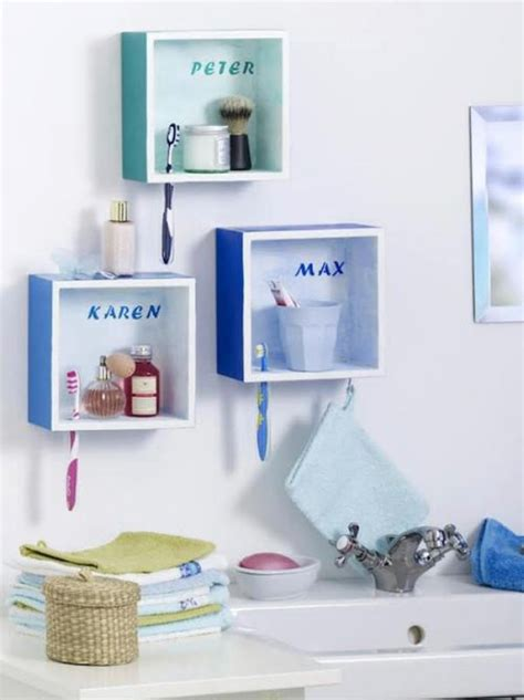 diy solutions 30 brilliant bathroom organization and storage diy