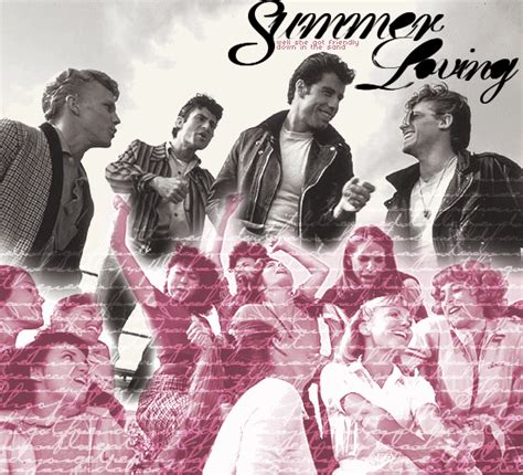 summer lovin grease the movie images summer lovin wallpaper and