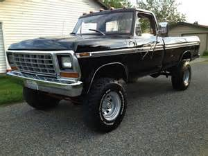 1979 Ford F250 Sell Used 1979 Ford F 250 Ranger 4x4 And Clean In