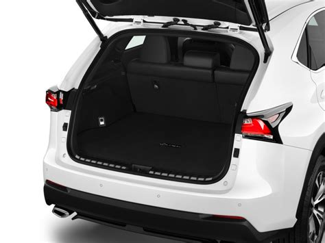sporty lexus 4 door image 2016 lexus nx 200t fwd 4 door f sport trunk size