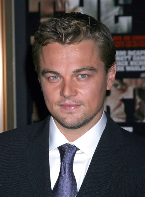 name of leonardo dicaprio hairstyle in the departed leonardo dicaprio photos photos the departed premiere