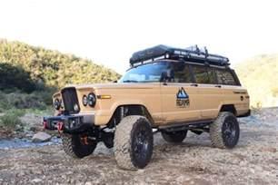 Jeep Wagoneer 1987 Jeep Grand Wagoneer Built For Roamin