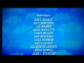 Backyardigans Credits Oswald The Octopus Ending Credits Doovi
