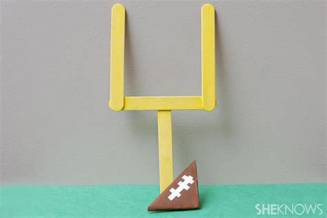 Paper Football - 4 bowl crafts for
