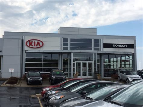 Dorsch Kia Green Bay Dorsch Ford Lincoln Kia Car Dealers 2641 Eaton Rd