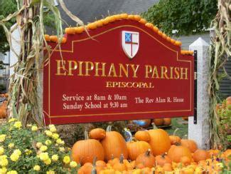 walpole finds church in epiphany s pumpkin patch