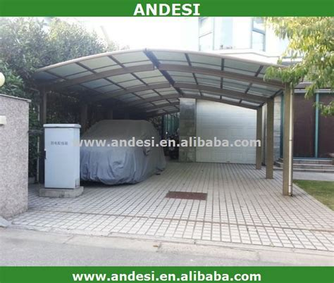 Cost Of Car Port by Aluminum Carport Prices Buy Carport Polycarbonate
