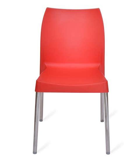 Nilkamal Chairs Price Shopping by Nilkamal Novella 07 Ss Leg Wo Arm Wo Cushion Available