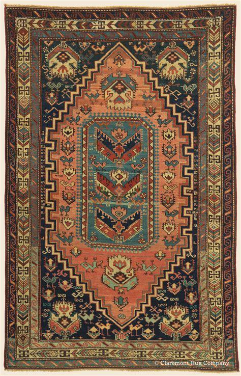 kuba northeast caucasian antique rug claremont rug company