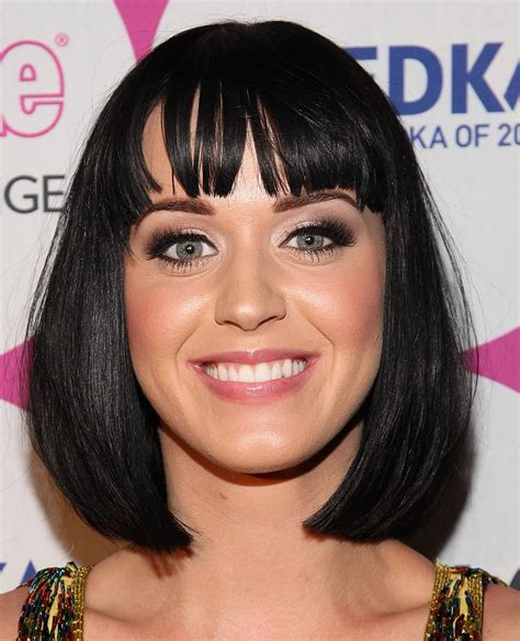 Hairstyle Galleries by Bob Haircuts With Bangs Pictures 2018