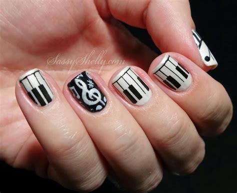 easy nail art designs on black base 30 black white nail art designs 2018 uk london beep